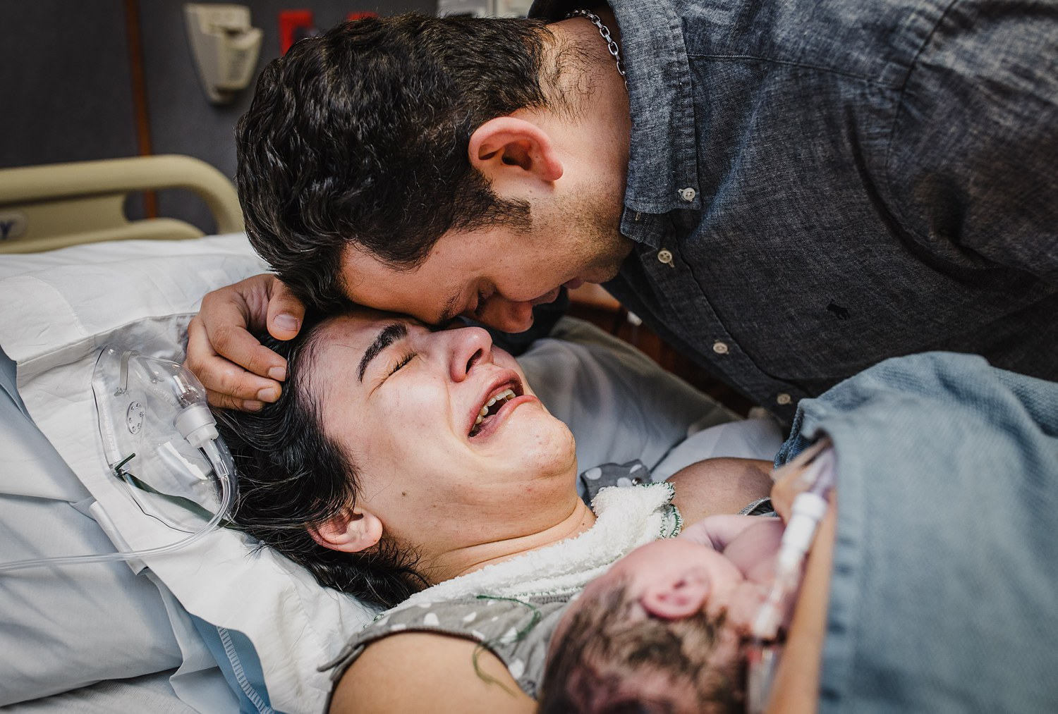 East Bay birth photography story.