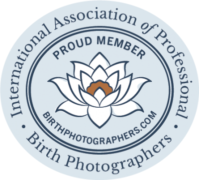 Member of the International Association for Professional Birth Photographers