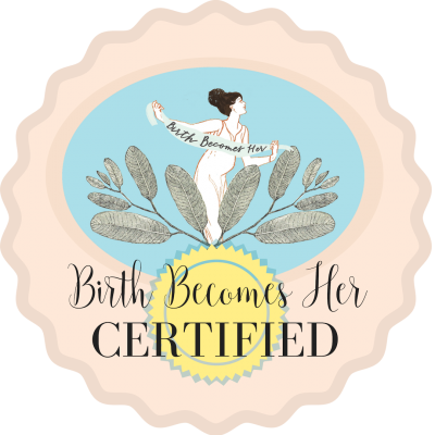 Birth Becomes Her Certified Birth Photographer